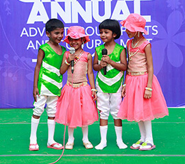 CS Annual Day